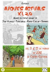 cartell Vilassar 2012